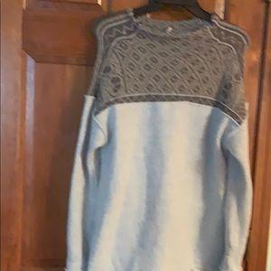 Free People women's sweater sweat super soft S